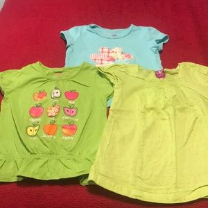Other - 3T Short Sleeve Lot